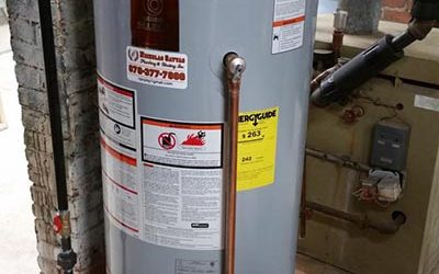 Merrimac 40 Gallon Water Heater