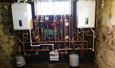 Navien Tankless Water Heater Installation
